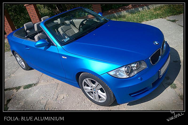 BMW-1-Cabrio-folia-Blue-Aluminium_1