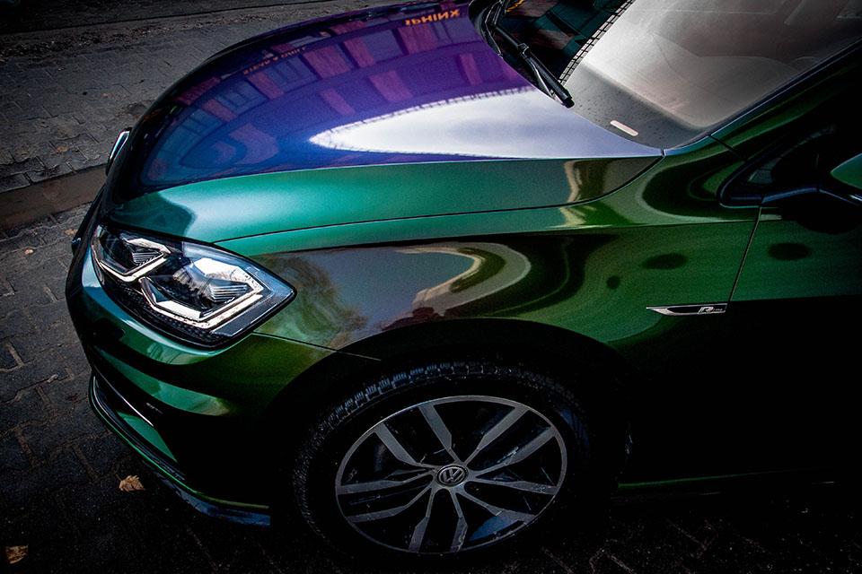 folie do zmiany koloru auta Warsfoll