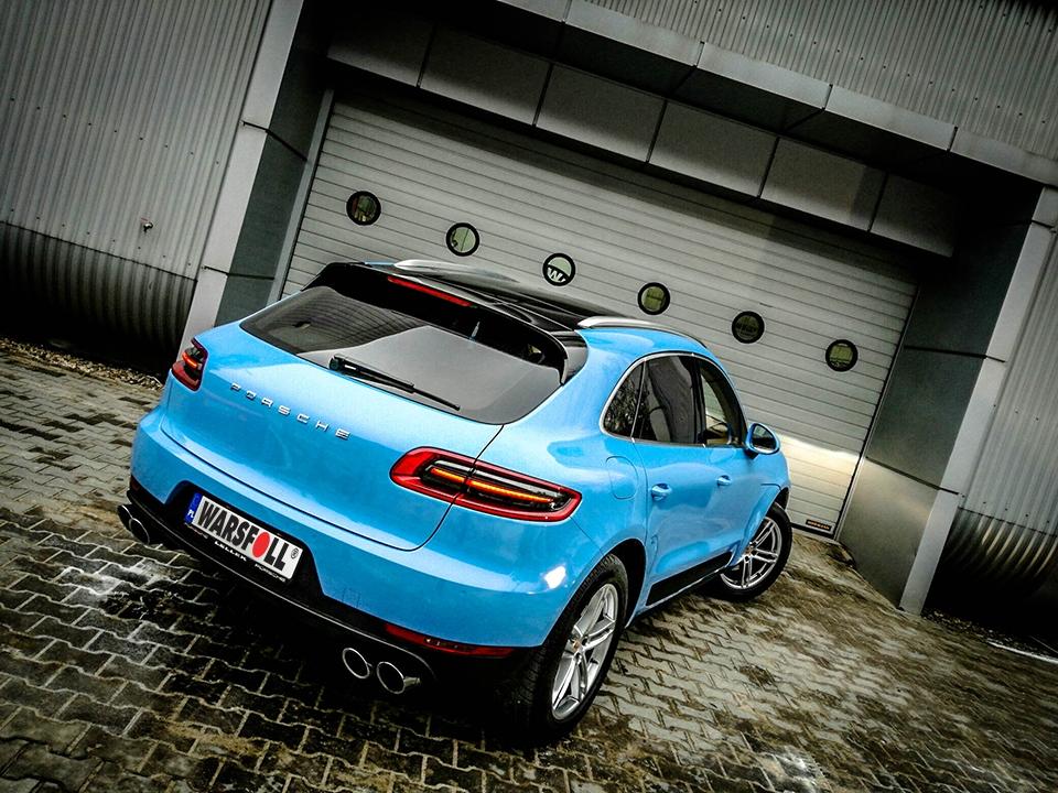 zmiana koloru auta Warszawa